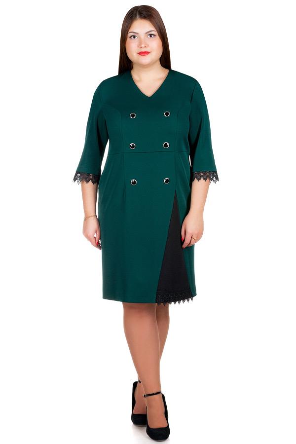 Платье БР Zarina Зеленый