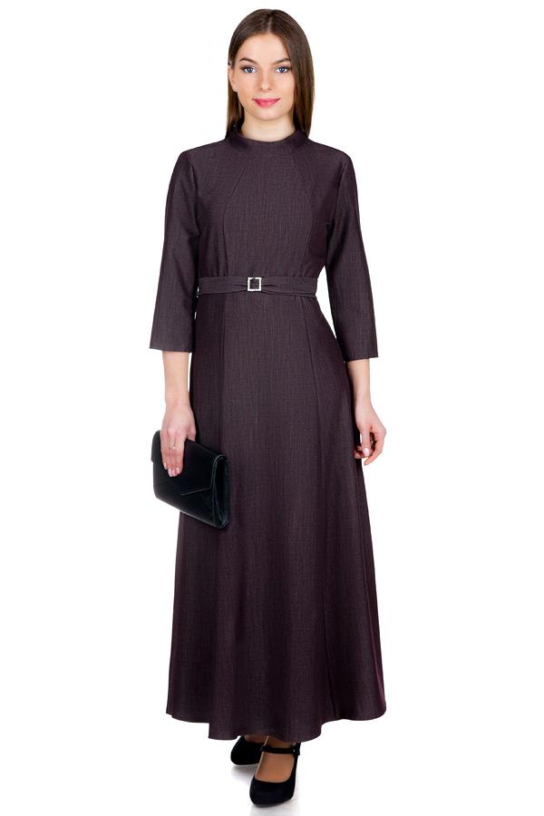 Платье МР Brida Коричневый