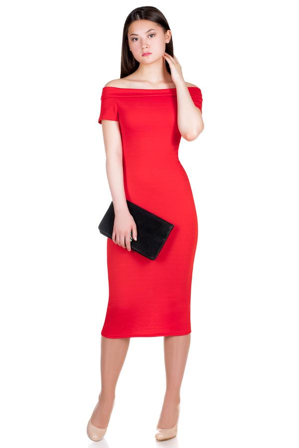Платье МР Ebba Красный
