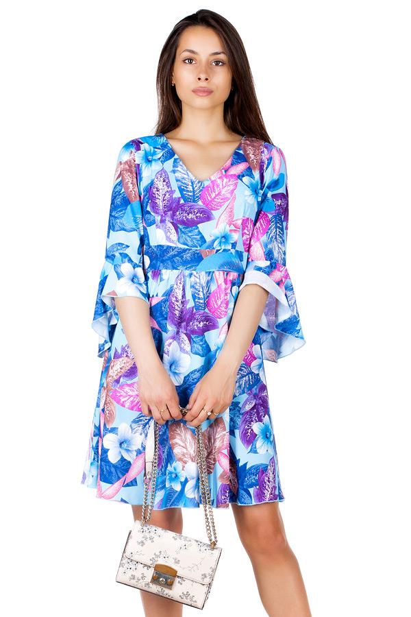 Платье МР Regan Цветы крупные