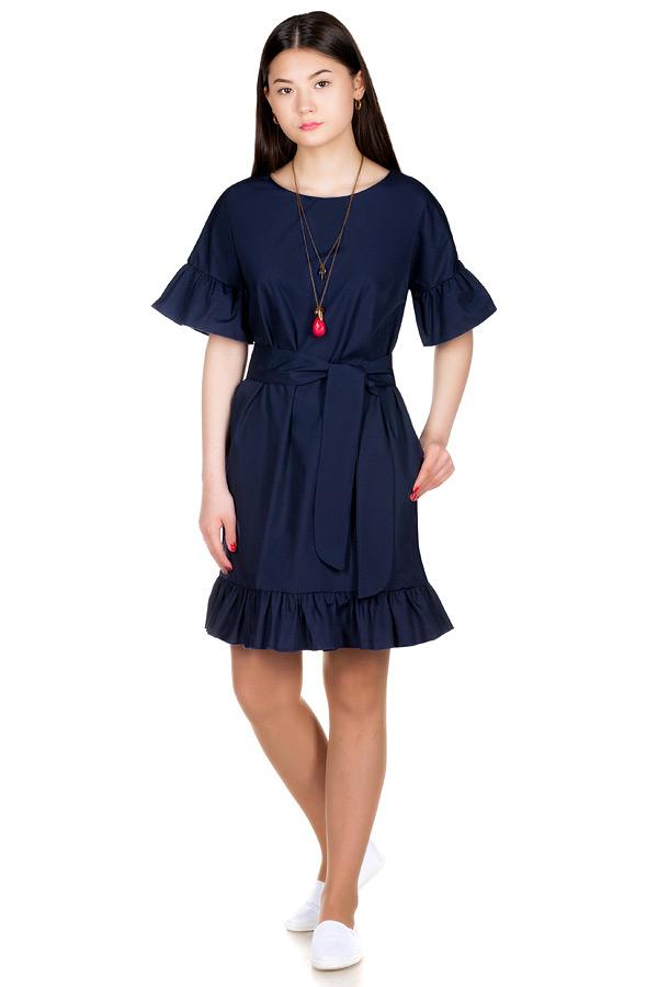 Платье МР Arista Темно-синий