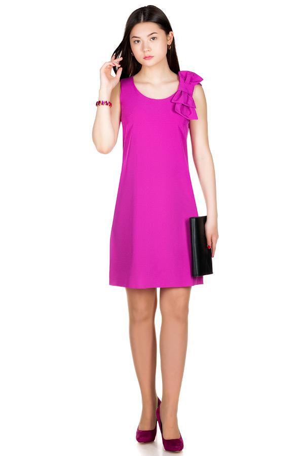 Платье МР Prada Фуксия