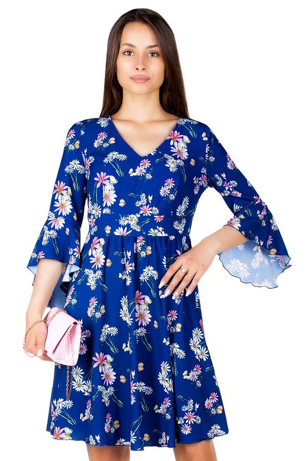Платье МР Regan Цветы на васильке