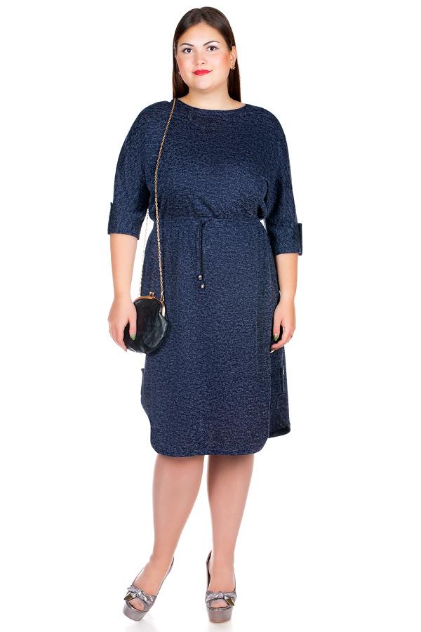 Платье БР Ivana Темно-синий