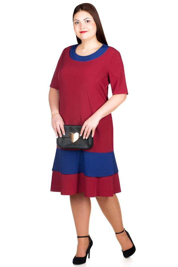Платье БР Arina Бордо