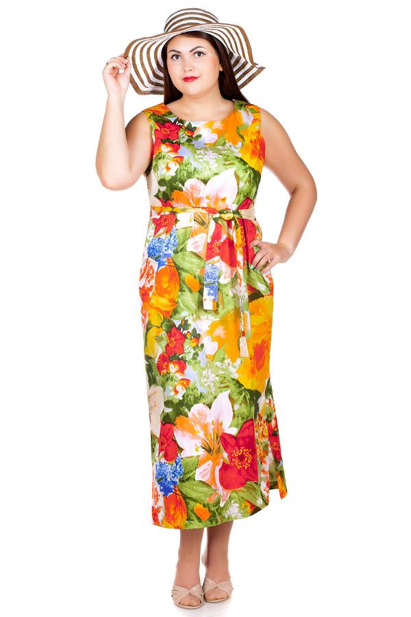 Сарафан БР Fritsvit Яркие цветы