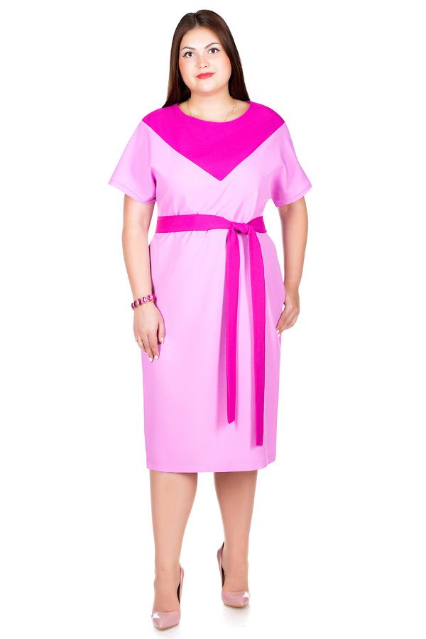 Платье БР Cora Сирень