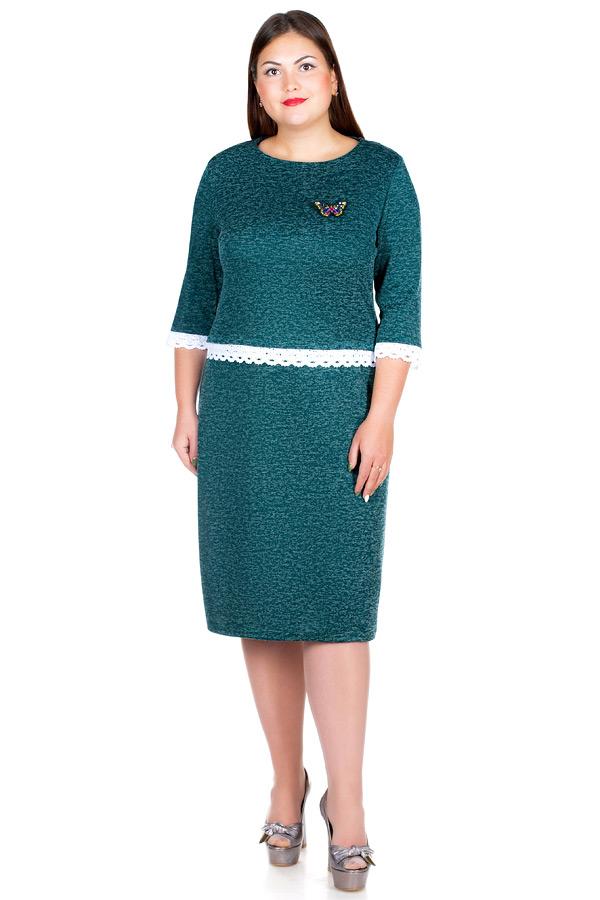 Платье БР Taisia Зеленый
