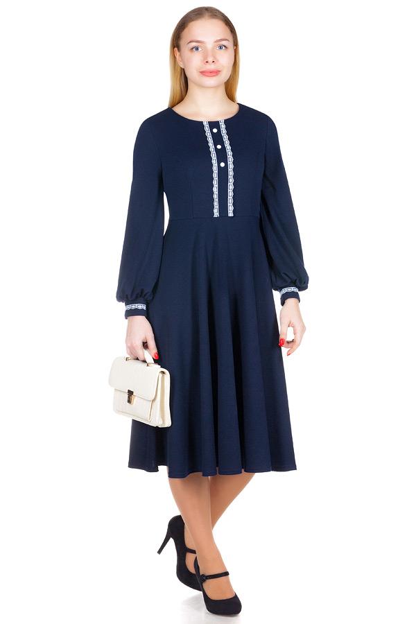Платье МР Rosabella Темно-синий