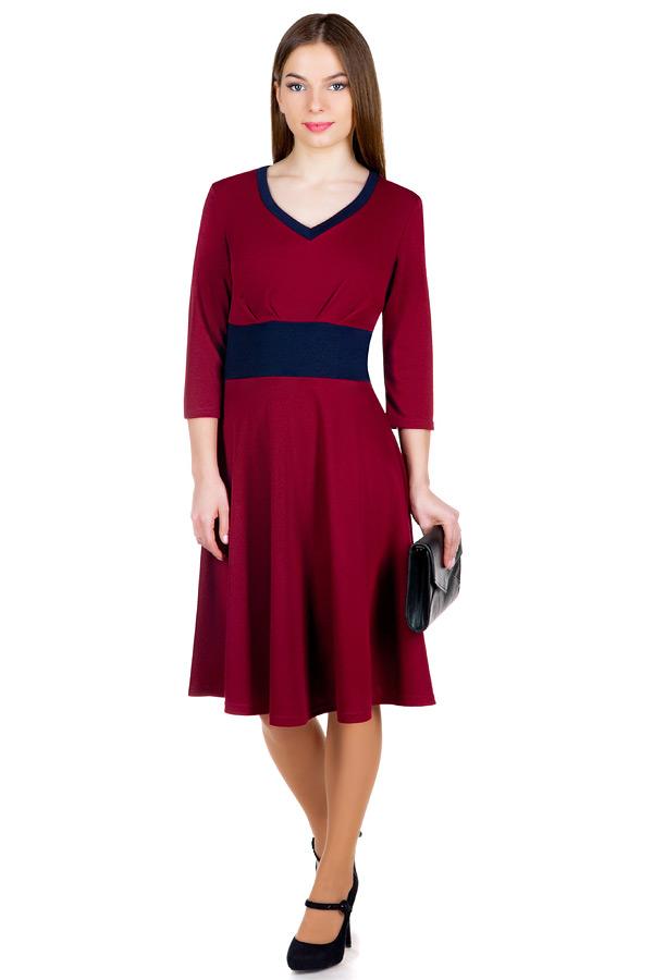 Платье МР Gusta Бордо