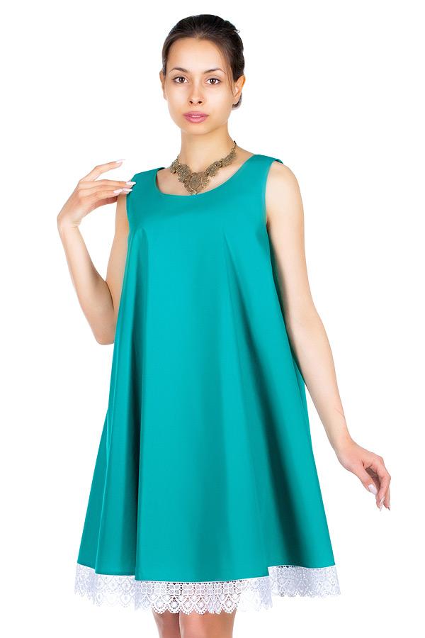 Платье МР Frice Ярко-зеленый