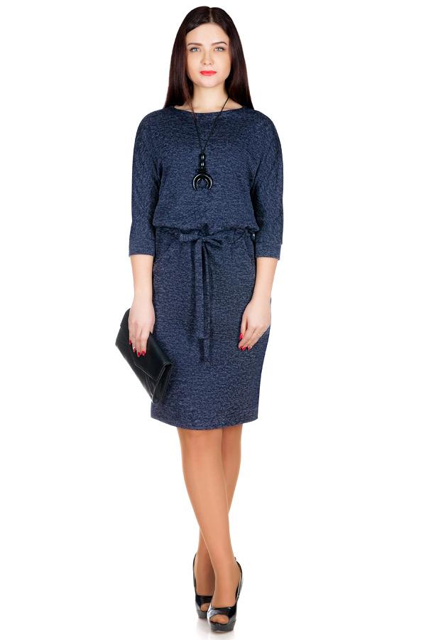 Платье БР Nelly Темно-синий