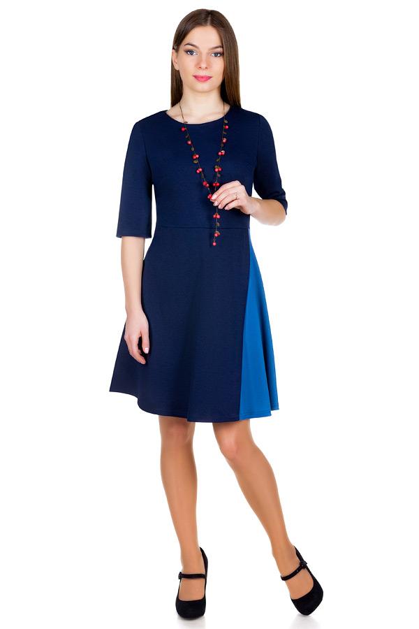Платье МР Biddi Темно-синий