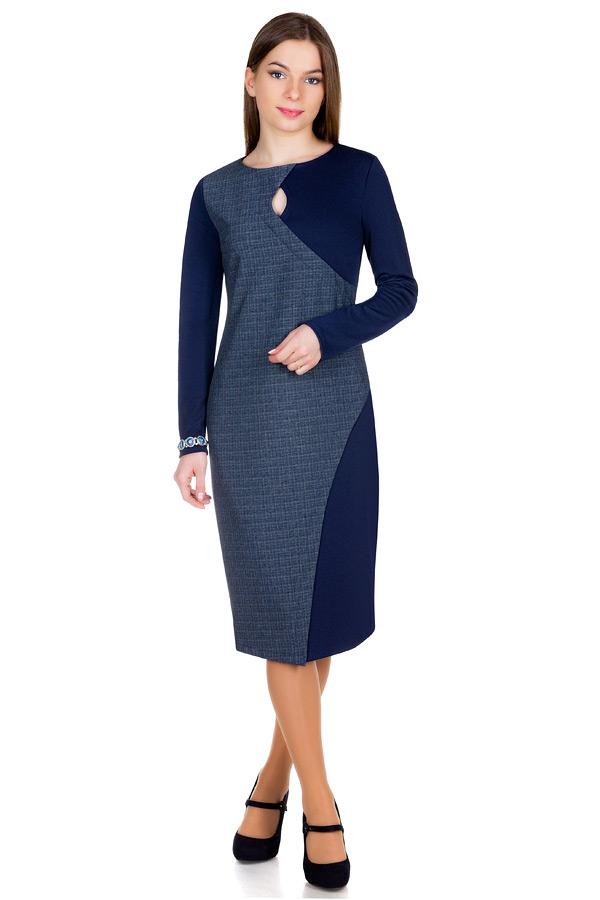 Платье МР Glady Темно-синий