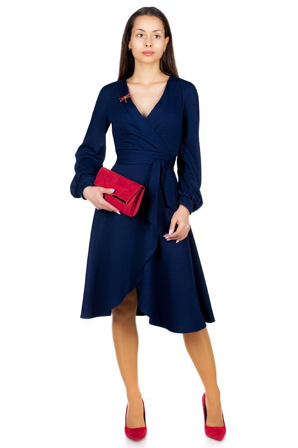 Платье МР Rovena Темно-синий