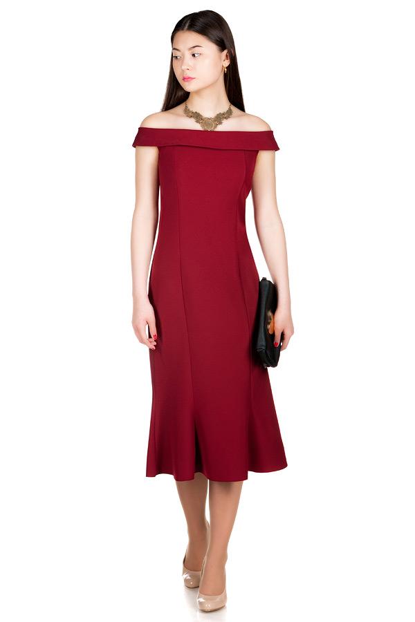 Платье МР Diomida Бордо