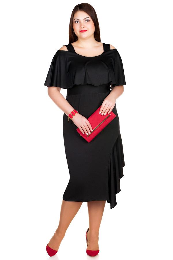 Платье БР Lina Черный
