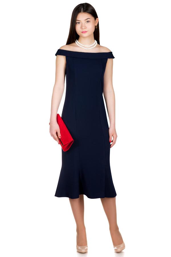 Платье МР Diomida Темно-синий